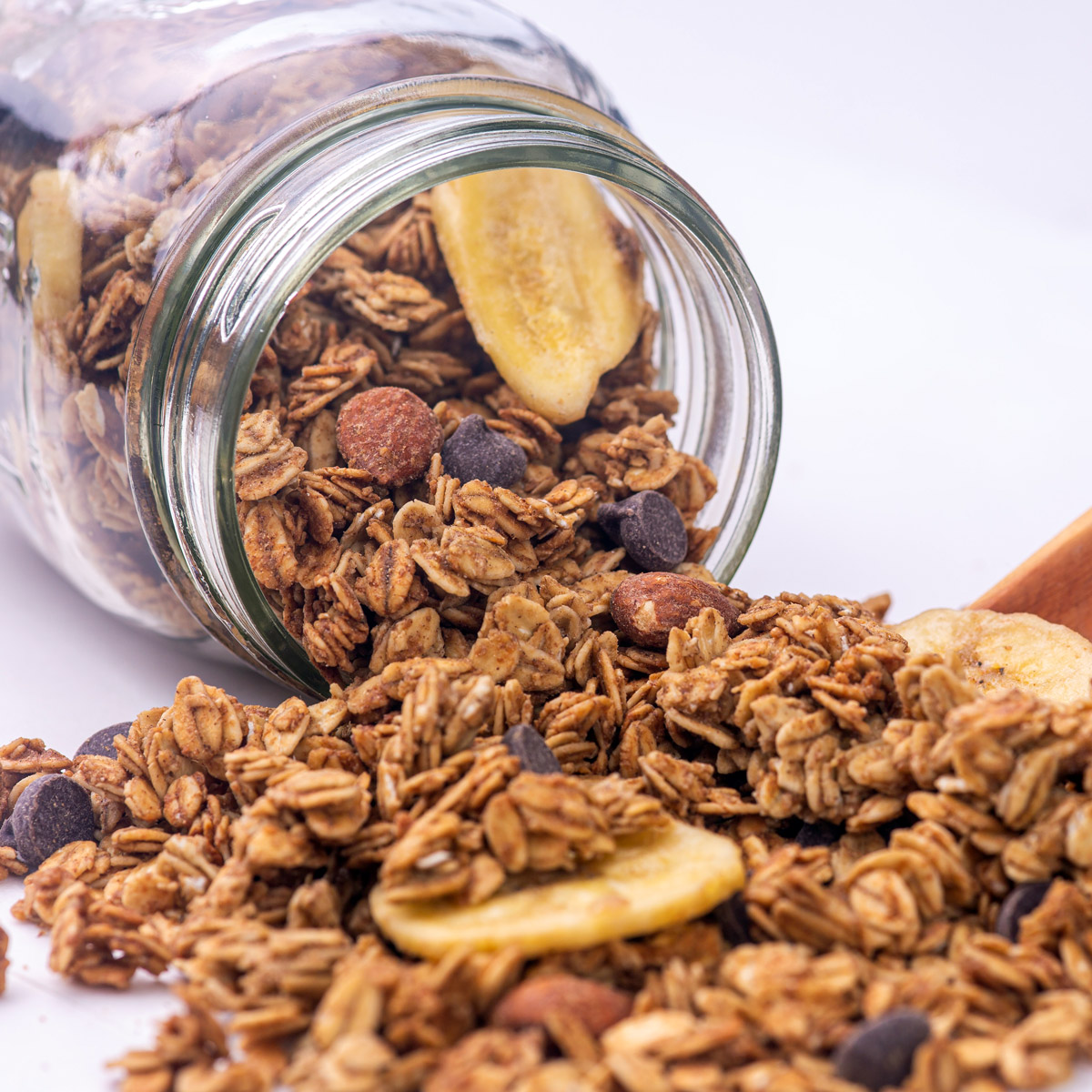 best granola from little red wagon granola